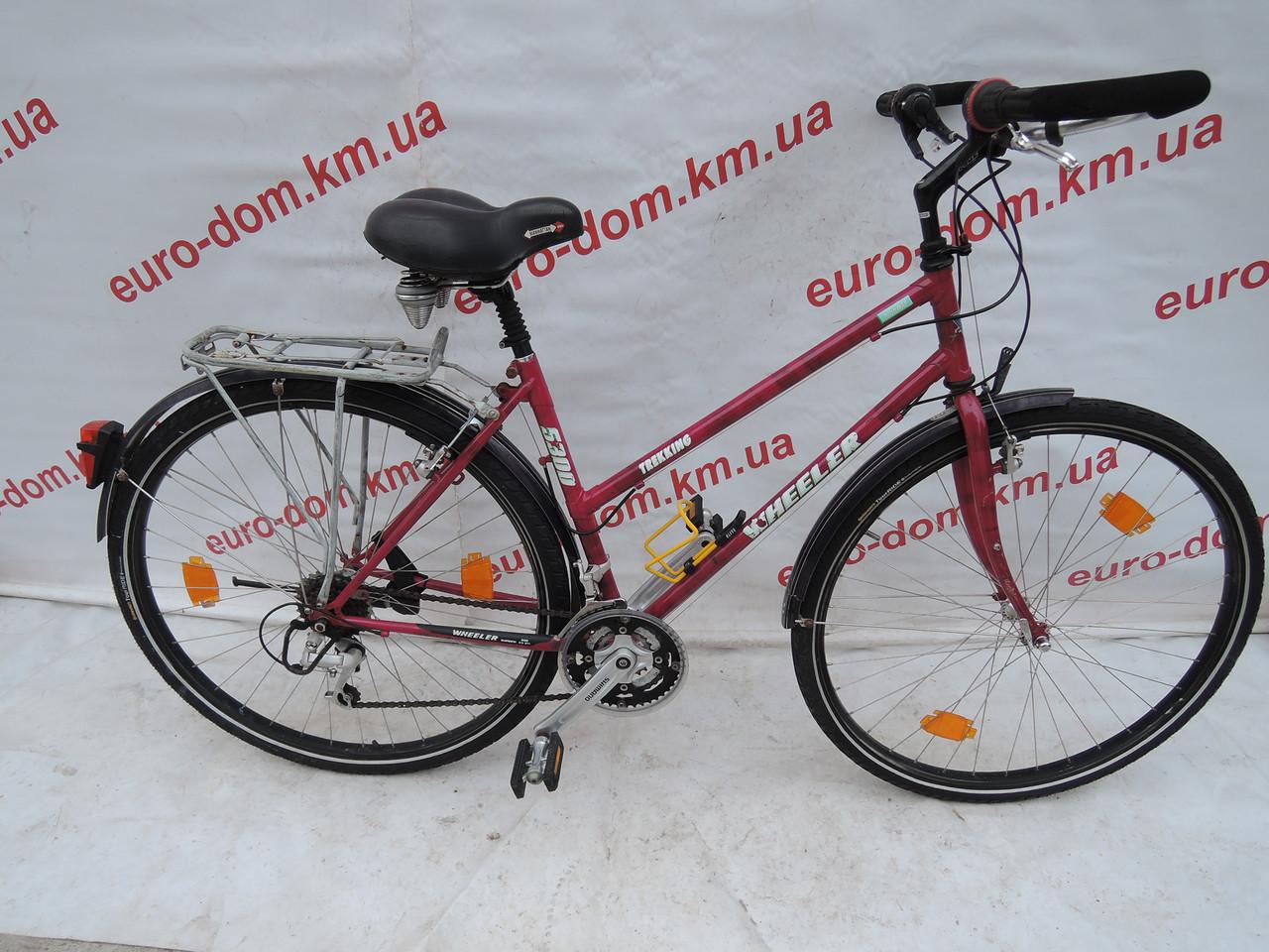 Городской велосипед Wheeler 28 колеса 21 скорость