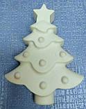 Гипсовая фигурка для раскрашивания Снежинка, фото 2