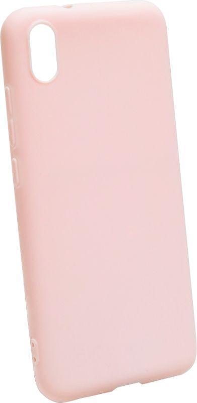 Силикон Xiaomi Redmi7A pink SMTT