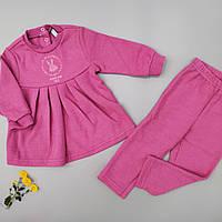 Стильний і теплий костюм для дівчат Smil 117253