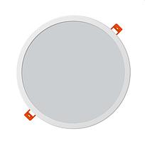 Світильник світлодіодний вбуд. круглий Disk V - 6 6500