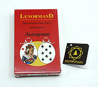 LenormanD/ Предсказательные таро мадемуазель Ленорман.