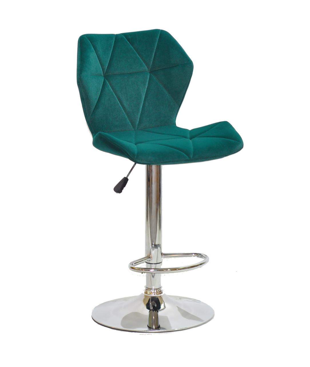 Барный стул Торино TORINO BAR зеленый бархат