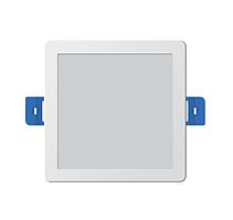 Світильник світлодіодний вбуд. квадрат Tetra V - 6 6500