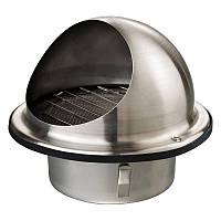 Вентс МВМ 122 бВс Н. Наружный колпак из нержавеющей стали