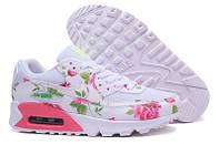Женские кроссовки Nike Air Max 90 Rose white, фото 1