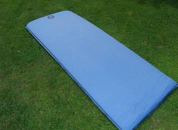 Самонадувний килимок килимок туристичний универссльный 200х66х3см хіт продажів