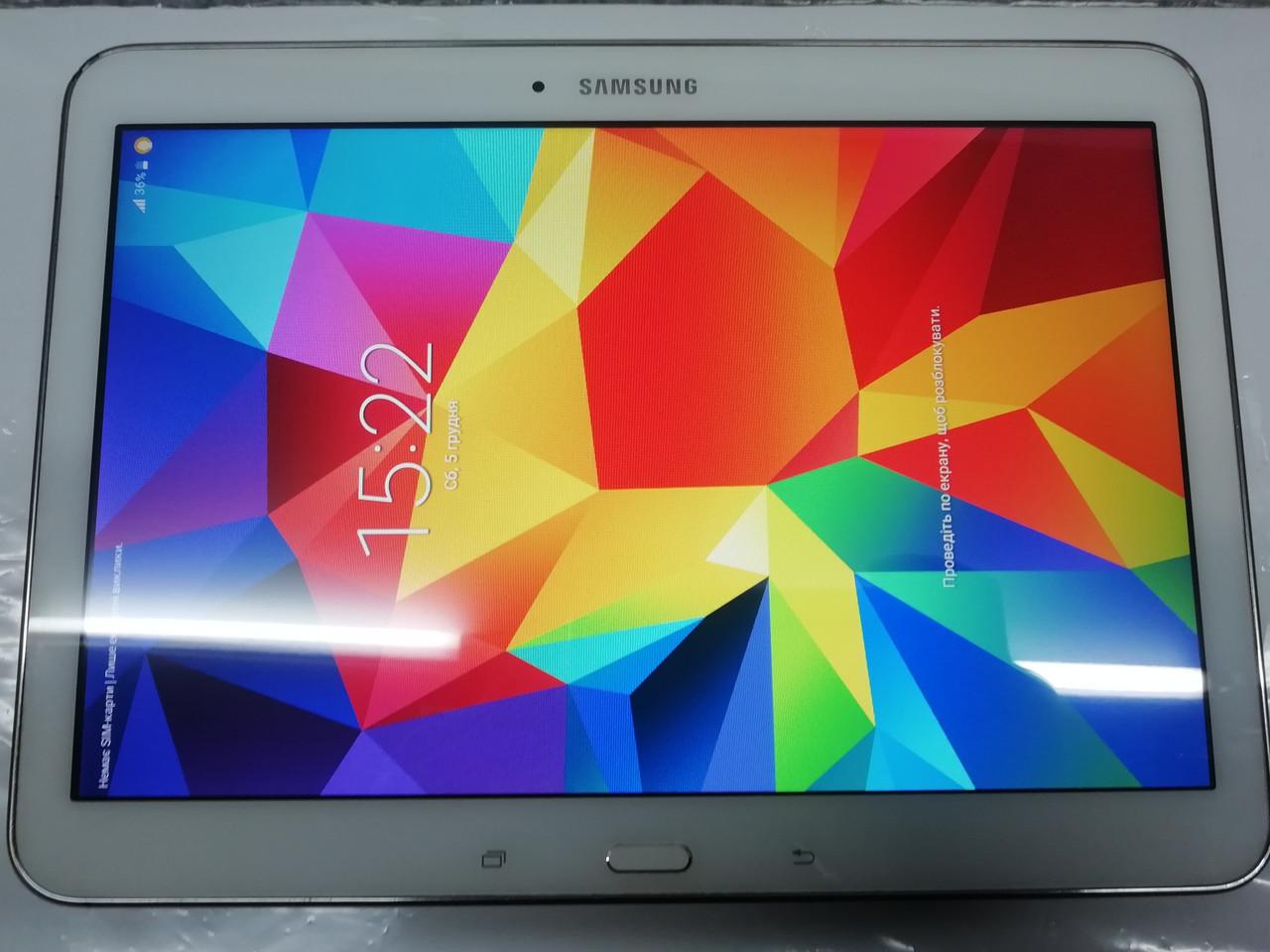 "Великий потужний 10"" планшет Samsung Galaxy Tab 4 з 3G модемом"