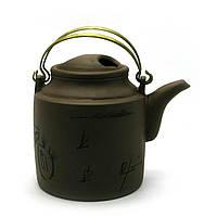 Чайник глиняный (1000 мл)