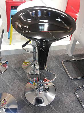 Стілець барний Lily/ Стілець AS-101 akh, чорний, фото 2