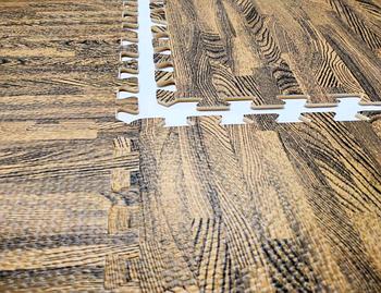 Модульне підлогове покриття