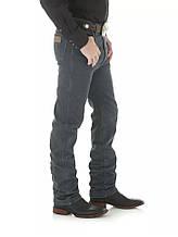 Джинсы Wrangler 0936CHG Slim Fit Prewashed CHRCL GREY