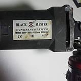 Мощная болгарка Black Master 180мм 1800Вт с богатым комплектом, фото 4