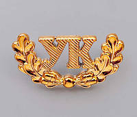 Личка козацька УК золота