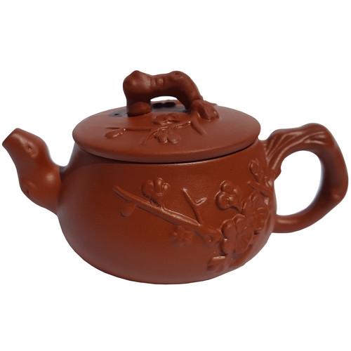 Глиняный чайник, объем 150мл.