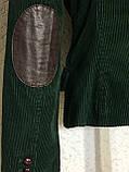 Шикарный женский вельветовый пиджак жакет 36 размер, фото 6