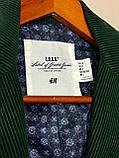 Шикарный женский вельветовый пиджак жакет 36 размер, фото 7