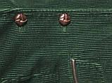 Шикарный женский вельветовый пиджак жакет 36 размер, фото 8