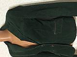 Шикарный женский вельветовый пиджак жакет 36 размер, фото 9