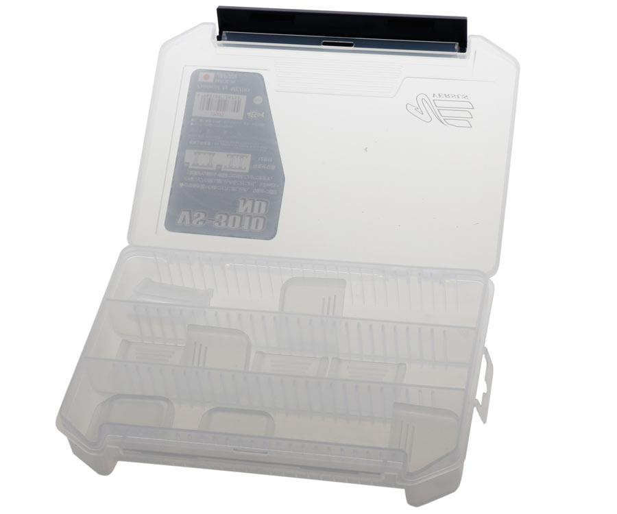 Коробка Meiho Versus VS-3010ND Clear