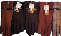 Мужские трикотажные перчатки Корона.