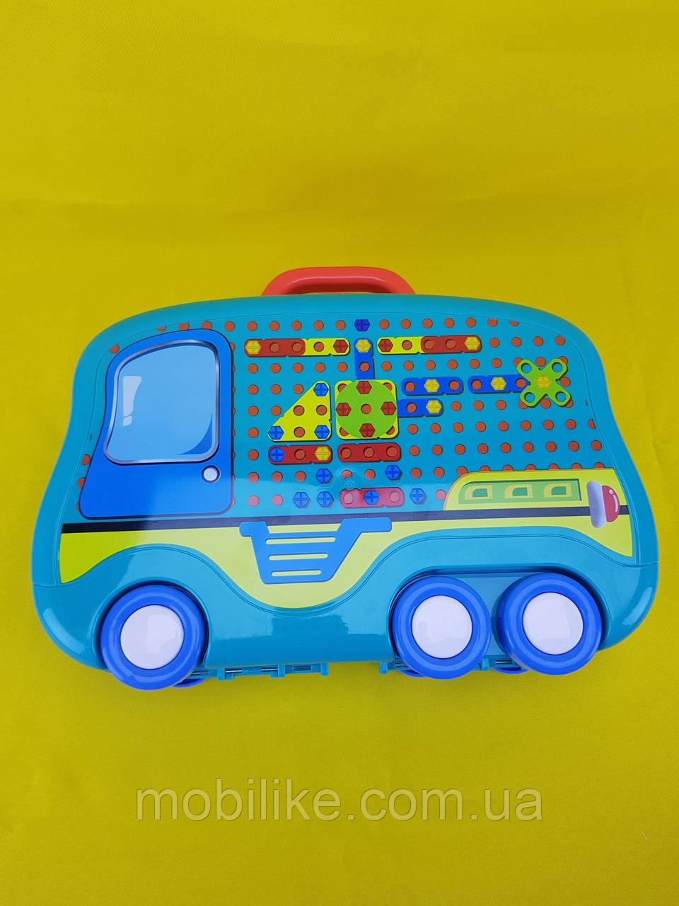 Детский чемоданчик для ремонта Creative Little Drill Box