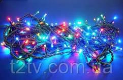 Гирлянда светодиодная LED 500 мультиколор
