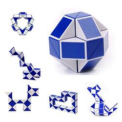 Игрушка змейка рубика
