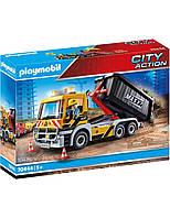 Игровой набор Playmobil 70444 Грузовик с двумя кузовов, фото 1