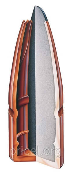Пуля Hornady SP 8 mm 195 гр/12.63 грамм (3236)