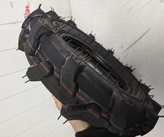 Шина на мотоблок 4,00-10 8PR(8 слоев)    280Кг