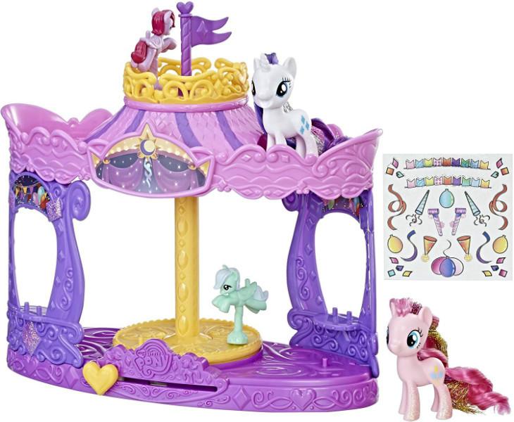 My Little Pony Музична карусель з Пінкі Пай і Рарити Musical Carousel with Pinkie Pie and Rarity