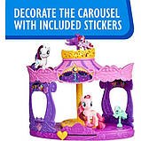 My Little Pony Музична карусель з Пінкі Пай і Рарити Musical Carousel with Pinkie Pie and Rarity, фото 3