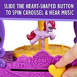 My Little Pony Музична карусель з Пінкі Пай і Рарити Musical Carousel with Pinkie Pie and Rarity, фото 4