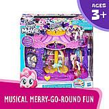 My Little Pony Музична карусель з Пінкі Пай і Рарити Musical Carousel with Pinkie Pie and Rarity, фото 5