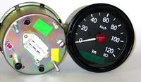 Спідометр 24В електрон. Ø140мм під датчик МЭ307, 64229-3805010 ПА-8046 (вир-во Білорусь) (Арт. ПА8046)