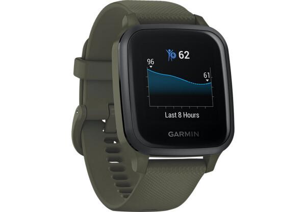 Умные часы Smart Watch Garmin Venu Sq Music Gray (010-02426-13) 5 АТМ