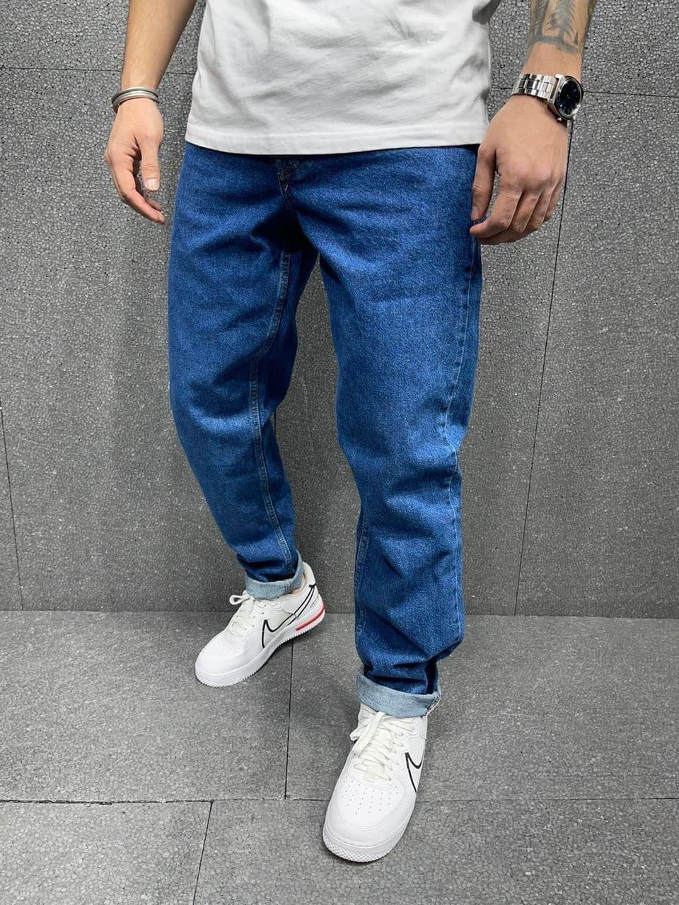 Чоловічі джинси 2Y Premium 5781 blue