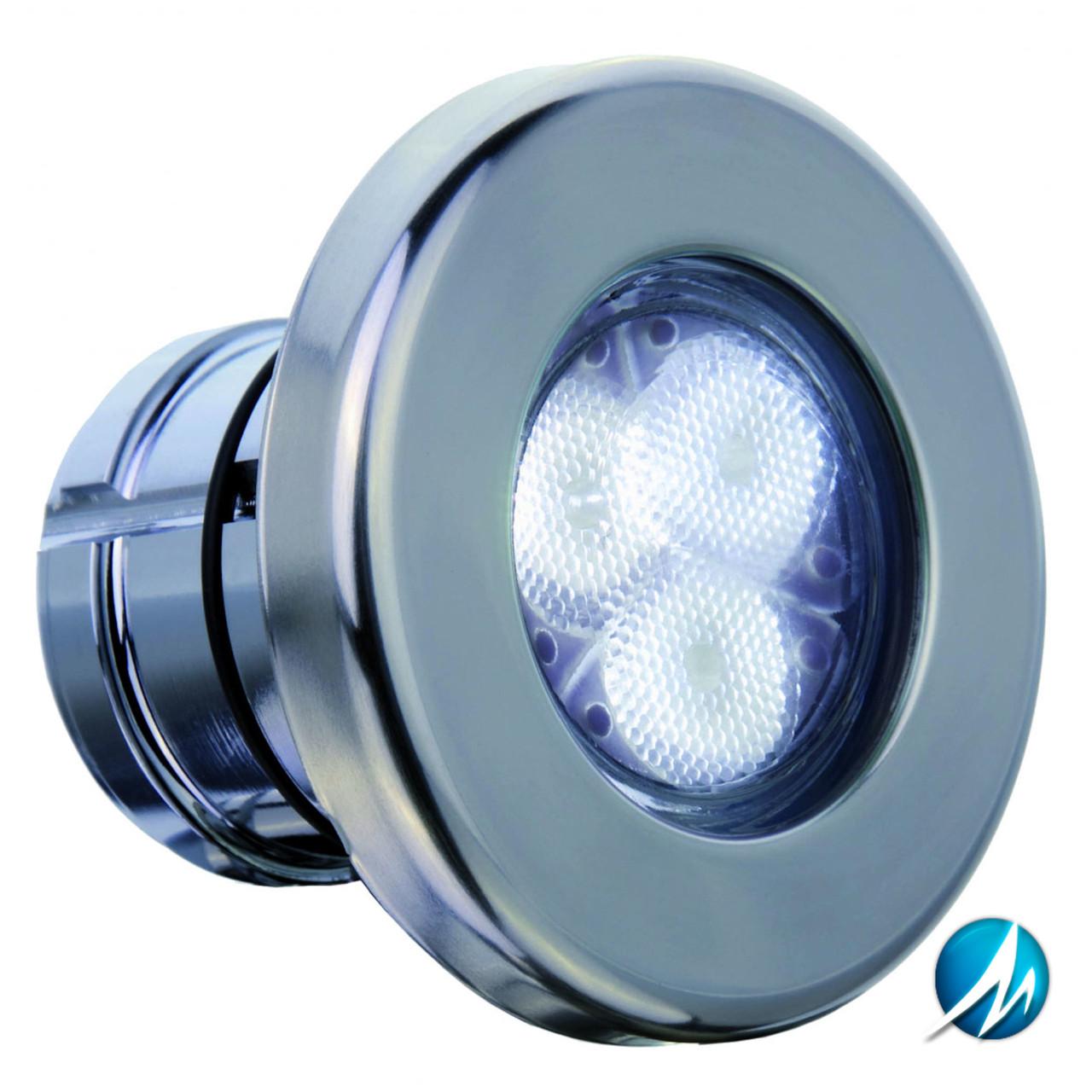 Прожектор LumiPlus MINI белый 2.11, нерж.сталь