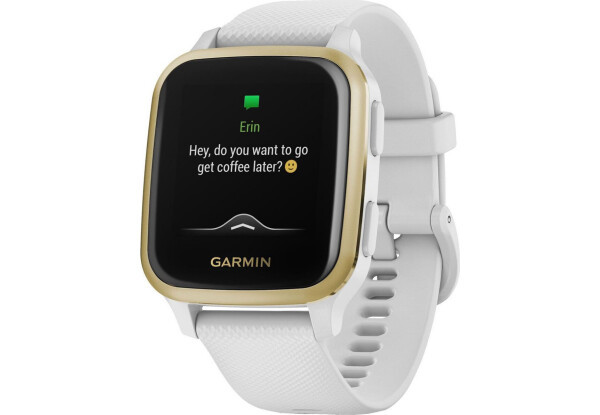 Умные часы Smart Watch Garmin Venu Sq Light gold (010-02427-11) 5 АТМ