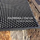 Материал эва для автоковриков (ЭВА листы) 2250х1400мм, черный, ромб, фото 2