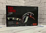 Змея Кобра на радио/управлении, подсветка, аккумулятор 3.7 V, 2 цвета 8808 А-В, фото 2