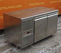 Холодильный стол из нержавеющей стали «Bolarus» 1.5 м., (Польша), отличное состояние, Б/у