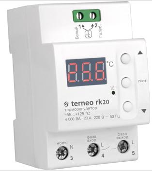 Терморегулятор terneo rk32