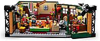 Лего френдс Центральная кофейня (Центральный парк Кафе Друзей) LEGO Ideas Central Perk (21319), фото 7