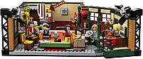 Лего френдс Центральная кофейня (Центральный парк Кафе Друзей) LEGO Ideas Central Perk (21319), фото 4