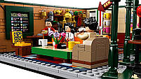 Лего френдс Центральная кофейня (Центральный парк Кафе Друзей) LEGO Ideas Central Perk (21319), фото 5