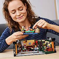 Лего френдс Центральная кофейня (Центральный парк Кафе Друзей) LEGO Ideas Central Perk (21319), фото 6