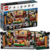 Лего френдс Центральная кофейня (Центральный парк Кафе Друзей) LEGO Ideas Central Perk (21319), фото 3