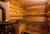 Особенности русской бани на дровах